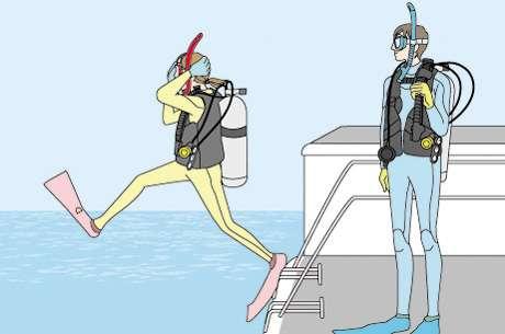 ボートダイビング アドバンスコース