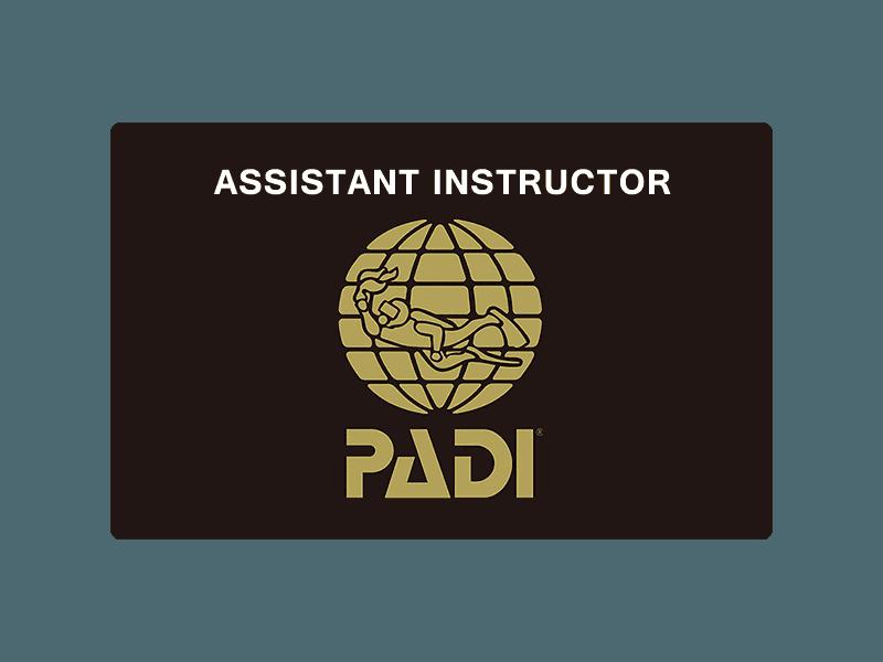 PADIアシスタントインストラクーコース